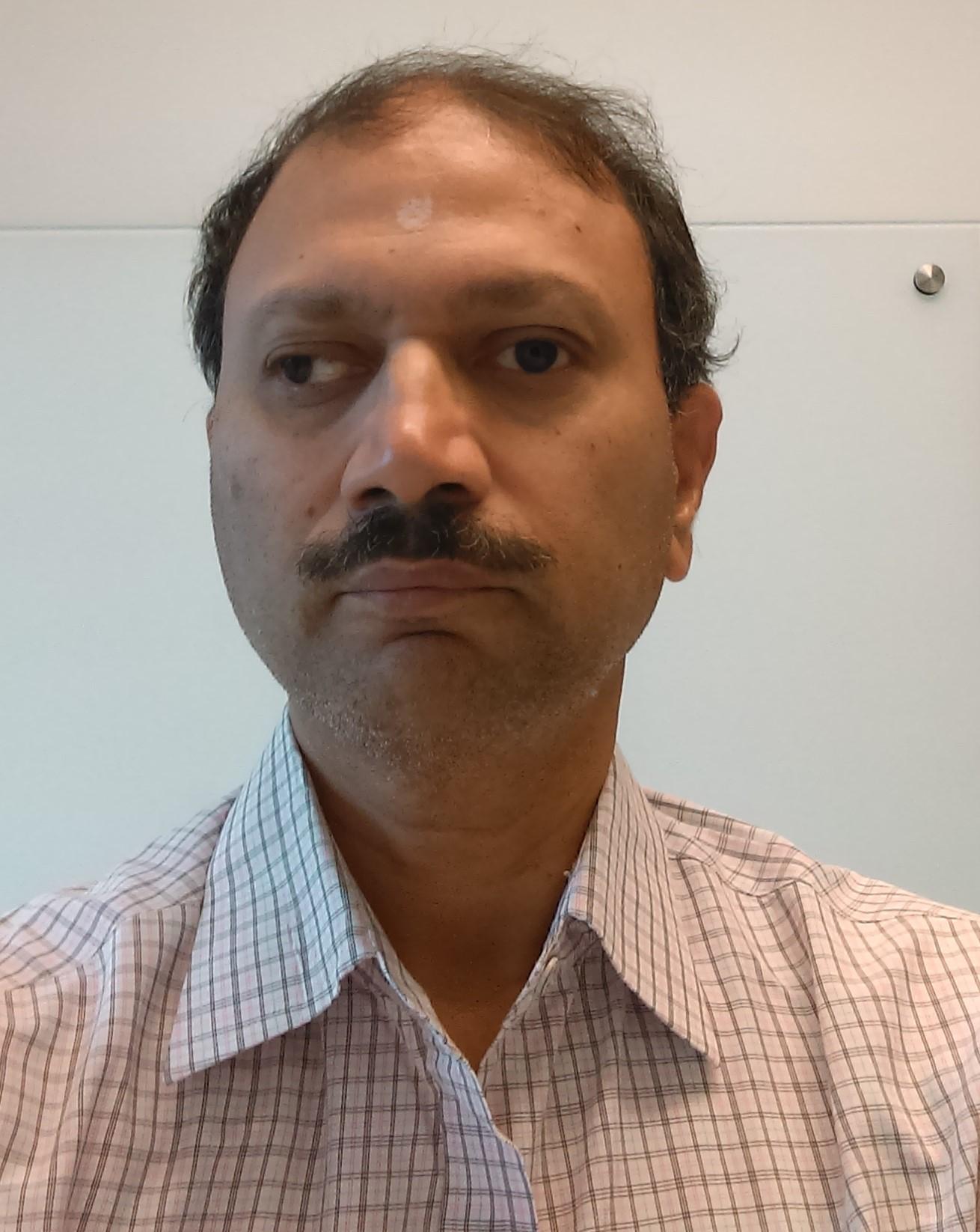 Dr. Sudhakar Pamidighantam